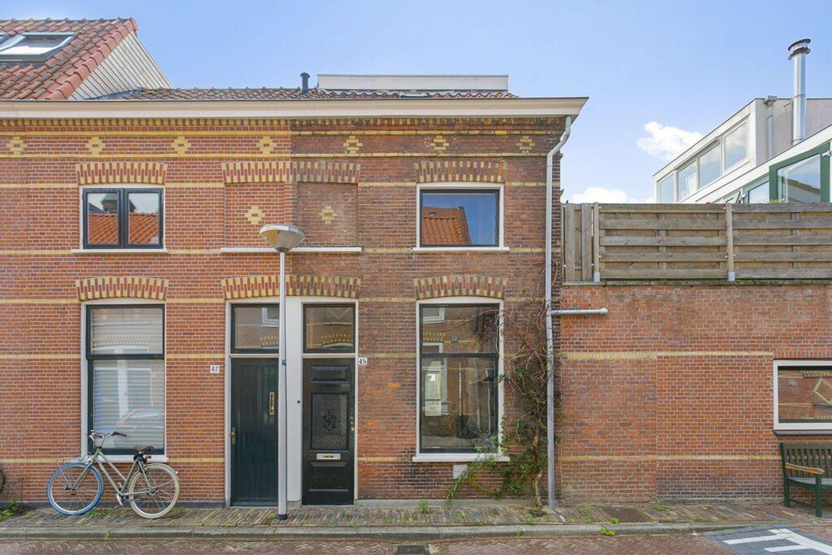 Van Bleyswijckstraat 45, Delft foto-0