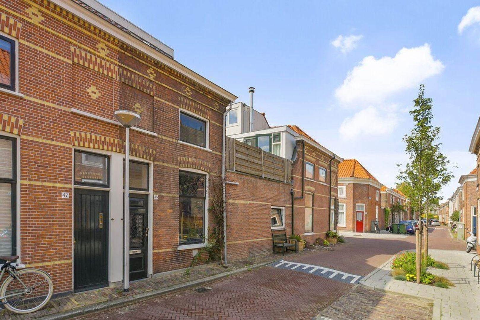 Van Bleyswijckstraat 45, Delft foto-1