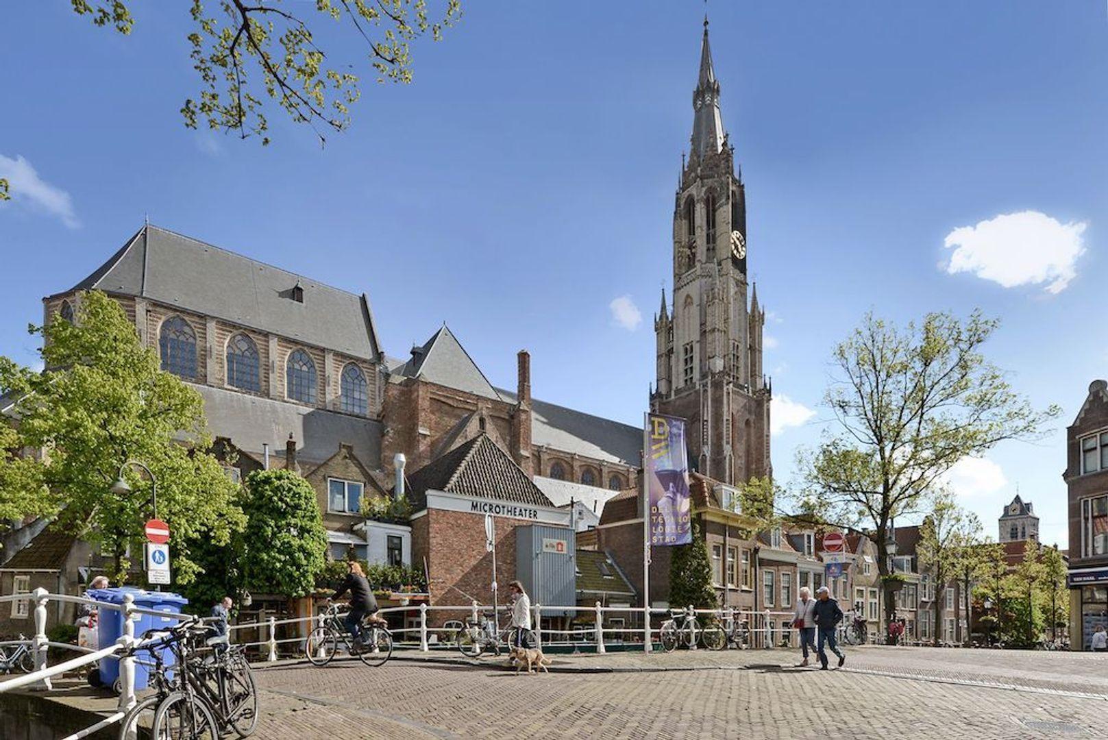 Vlamingstraat 1 A, Delft foto-1