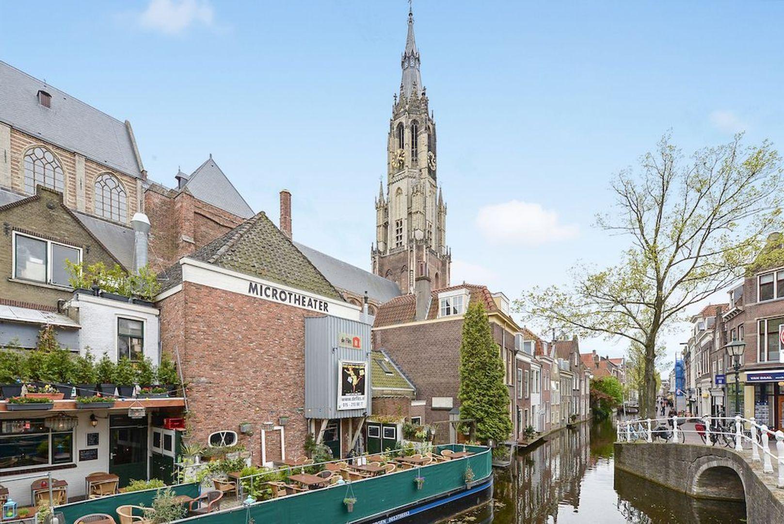 Vlamingstraat 1 A, Delft foto-2