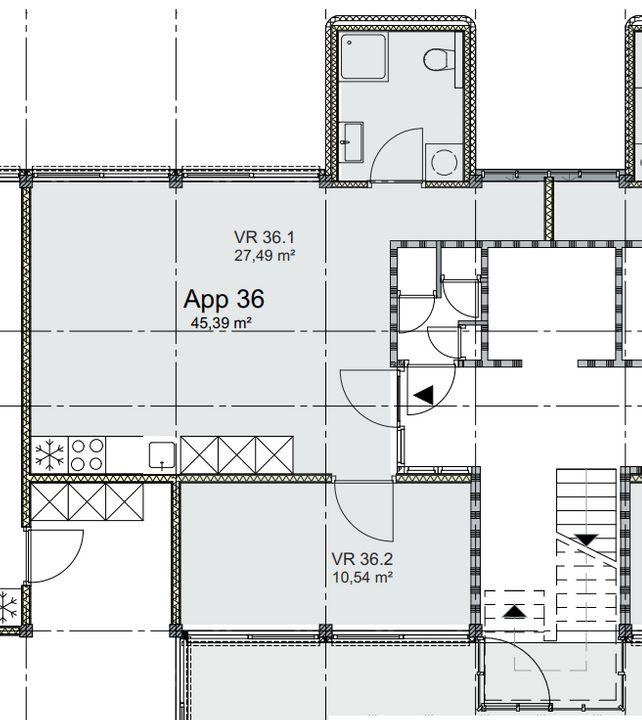 Kalfjeslaan 36, Delft plattegrond-0