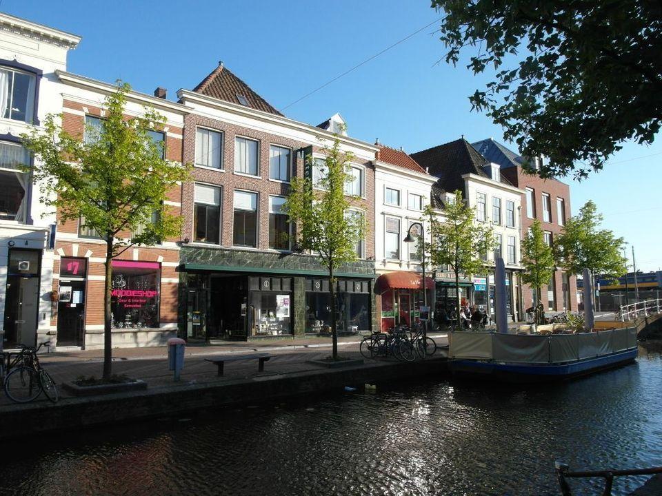 Binnenwatersloot, Delft