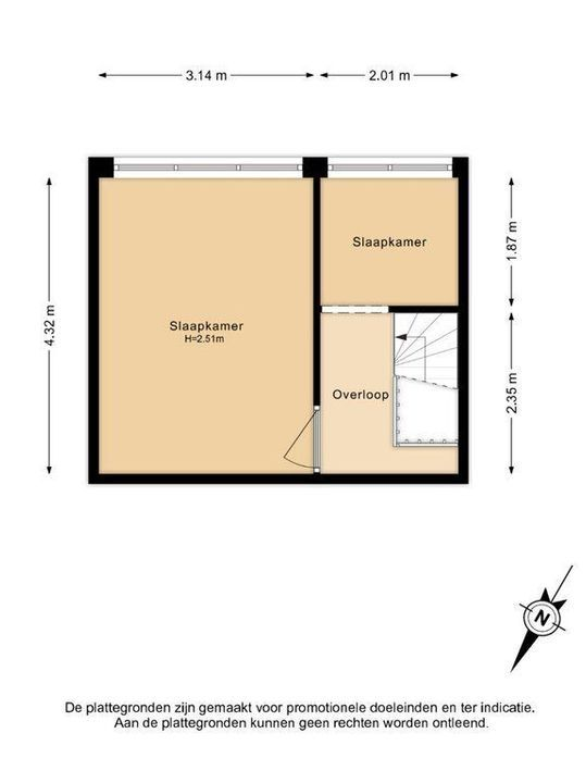 Ternatestraat 74, Delft plattegrond-3