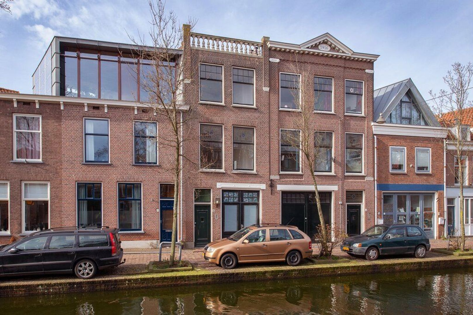 Achterom 36, Delft foto-0