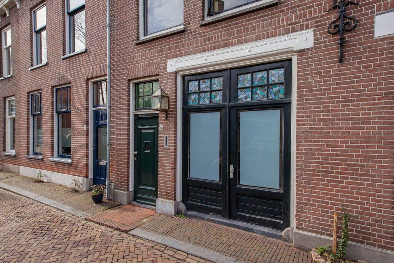 Achterom 36, Delft foto-3