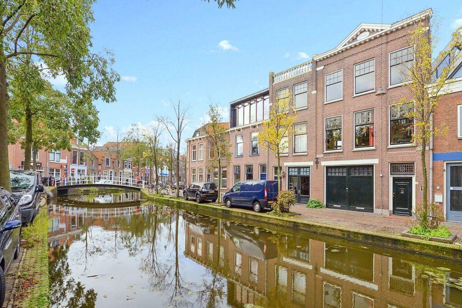 Achterom 36, Delft foto-1