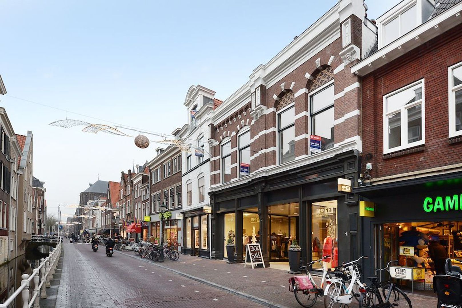 Oude Langendijk 12 A, Delft foto-0