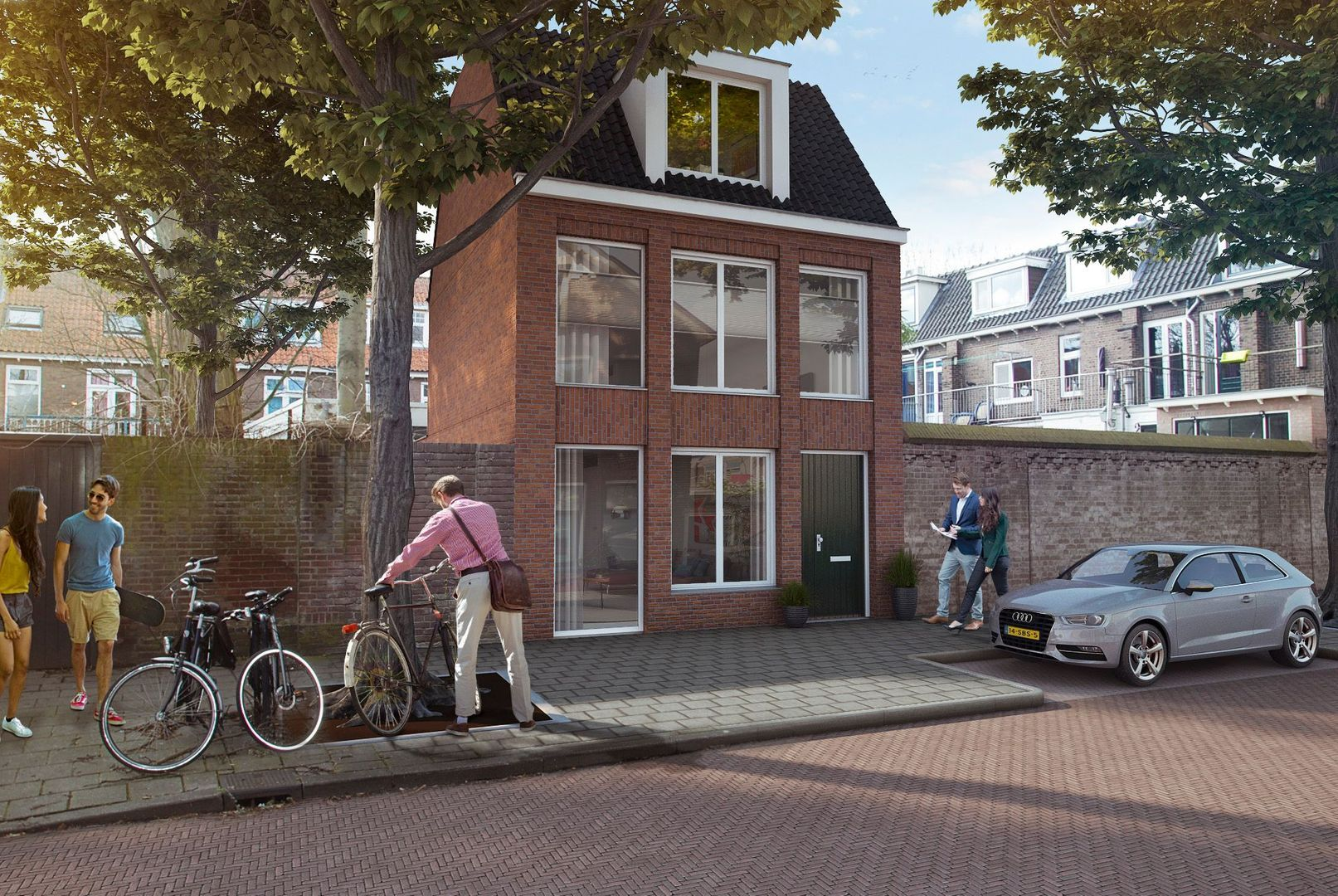 Prins Mauritsstraat 1 b, Delft foto-0