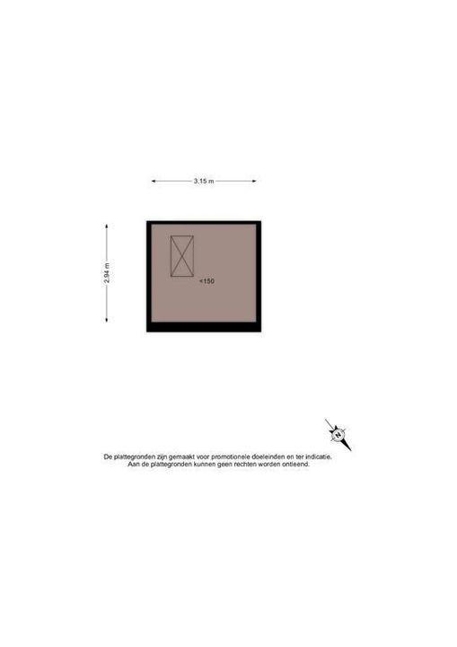 Roodborstlaan 24, Delft plattegrond-3