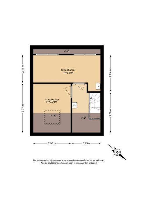 Antonia Veerstraat 10, Delft plattegrond-2