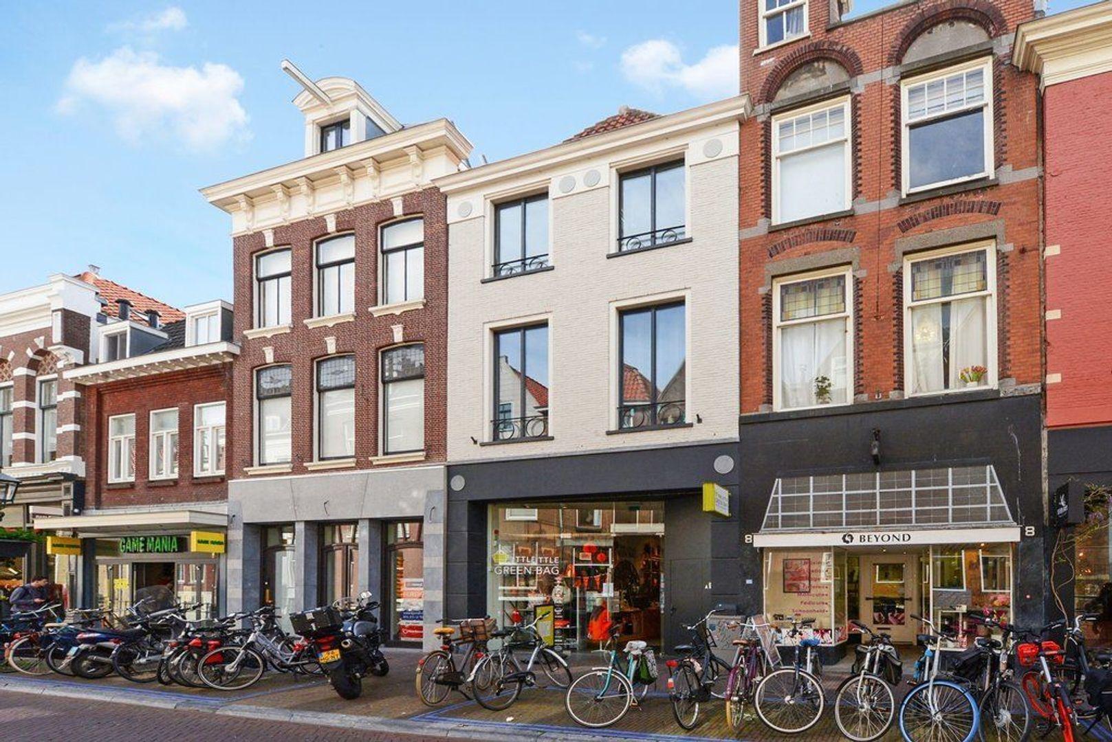 Oude Langendijk 9 B, Delft foto-0