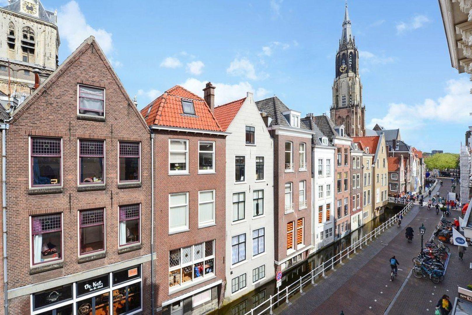 Oude Langendijk 9 B, Delft foto-15
