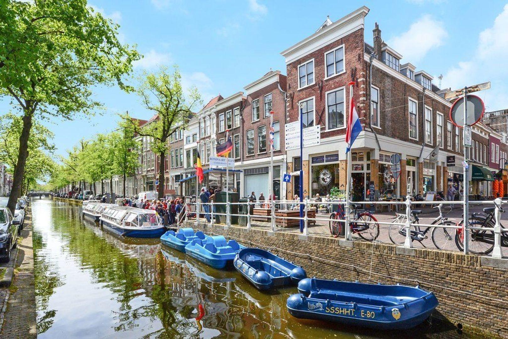 Oude Langendijk 9 B, Delft foto-34