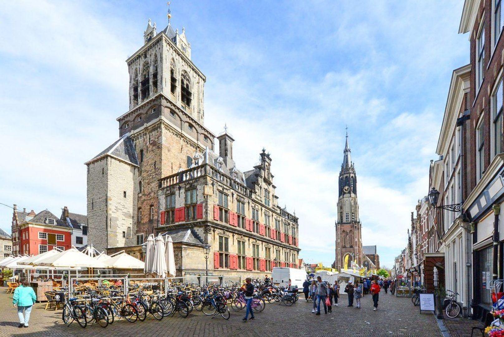 Oude Langendijk 9 B, Delft foto-35