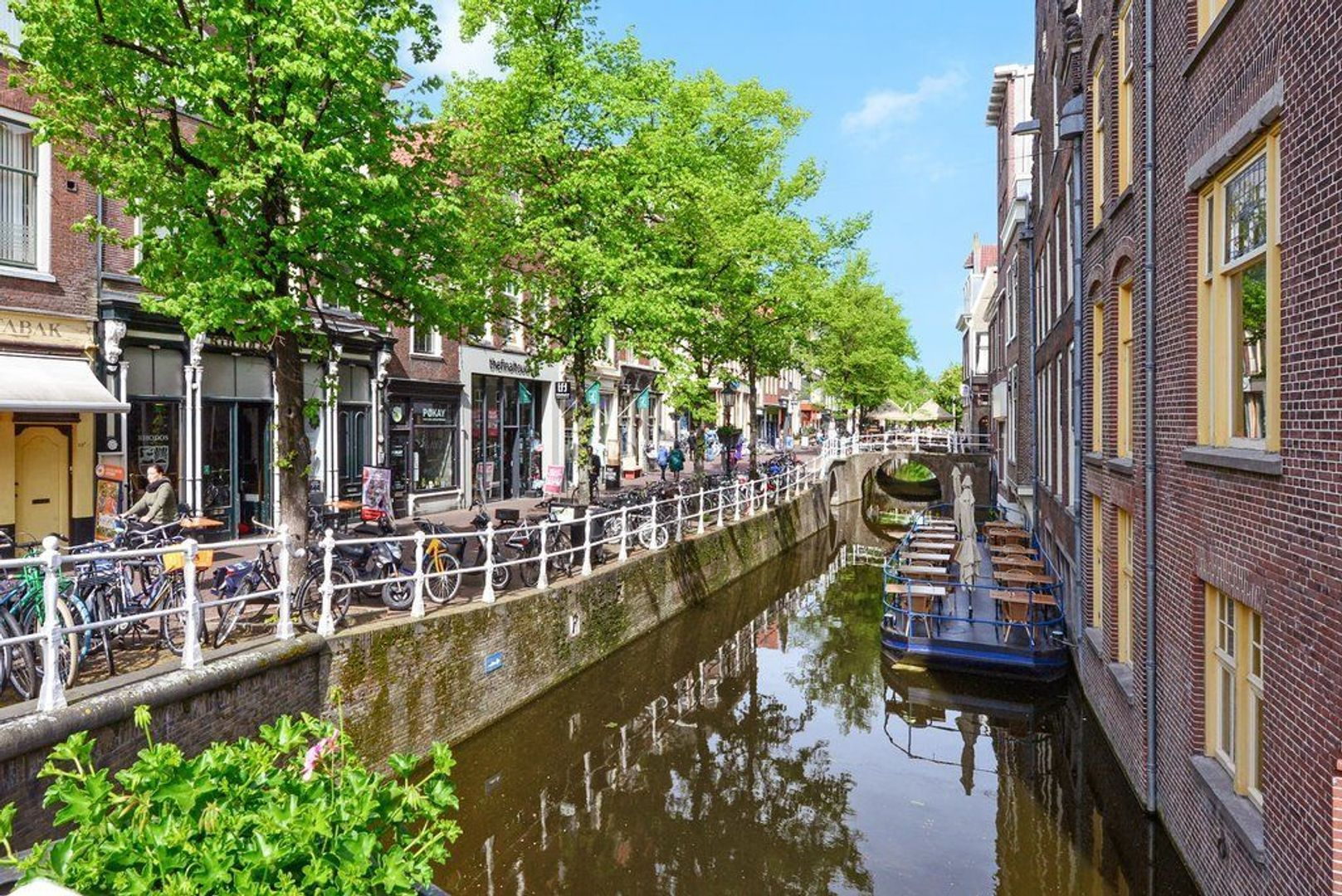 Oude Langendijk 9 B, Delft foto-36
