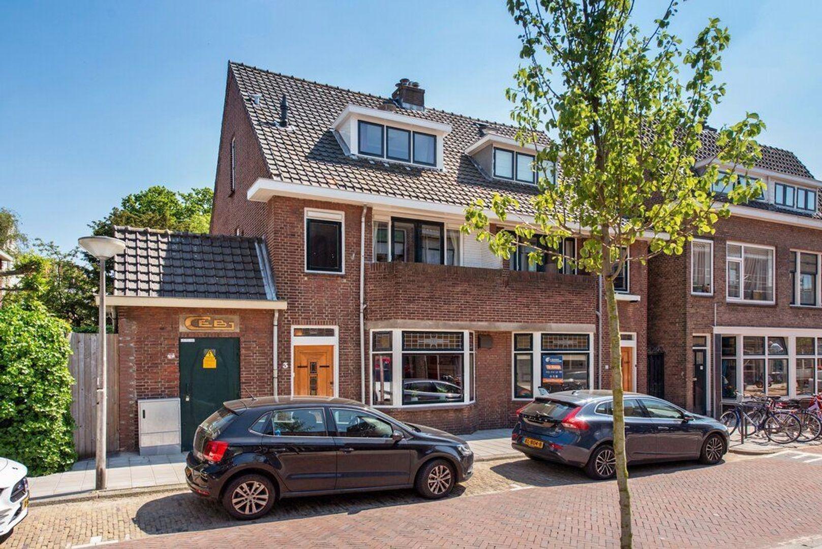 C. Fockstraat 3, Delft foto-0