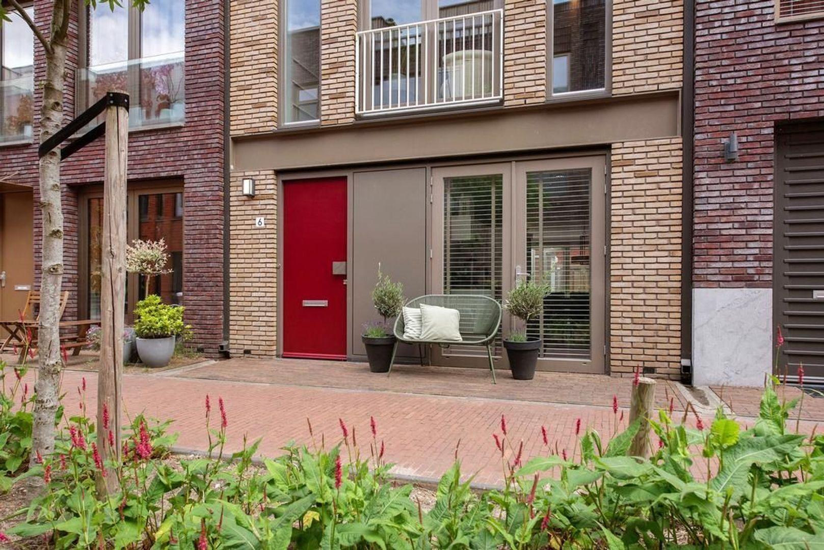 Gravin Margarethastraat 6, Delft foto-5