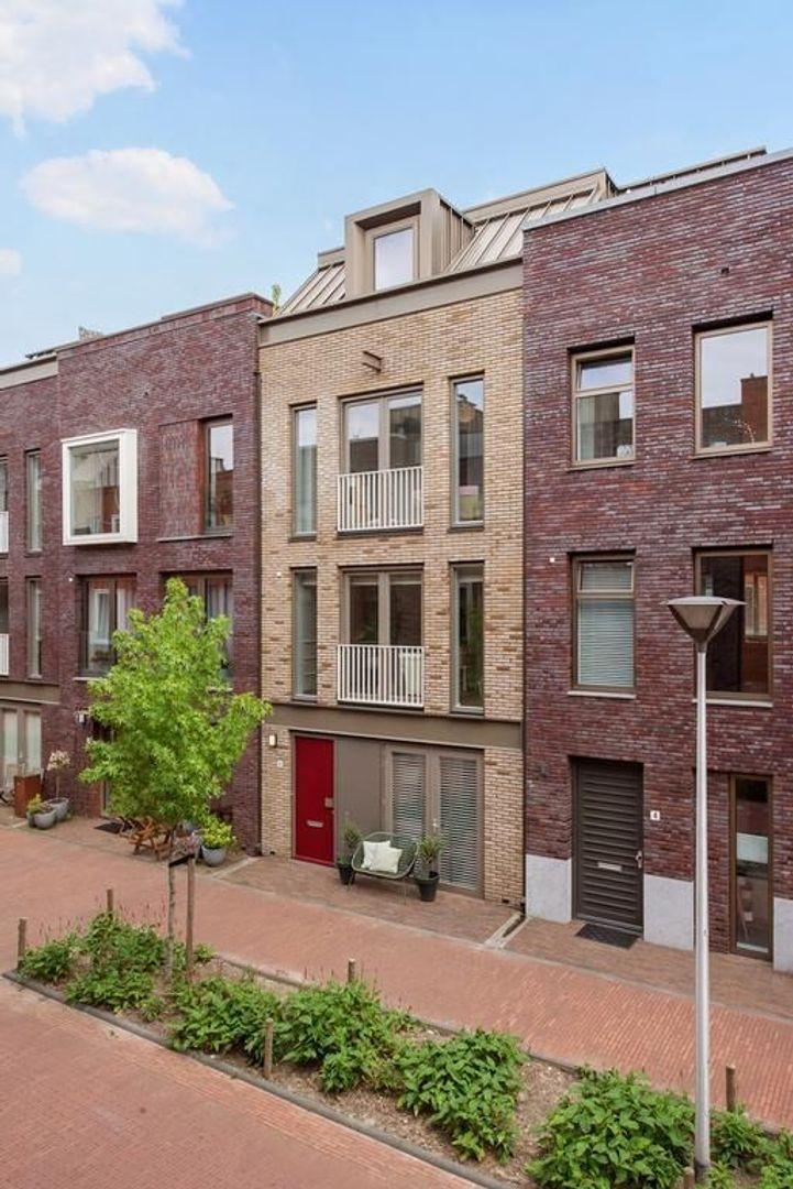 Gravin Margarethastraat 6, Delft foto-53