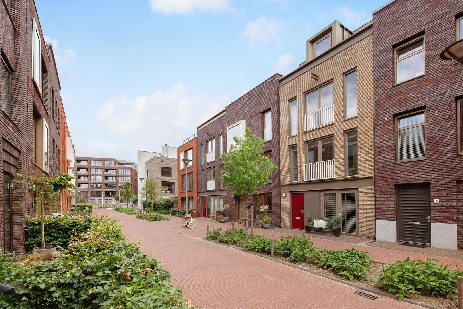 Gravin Margarethastraat 6, Delft foto-1