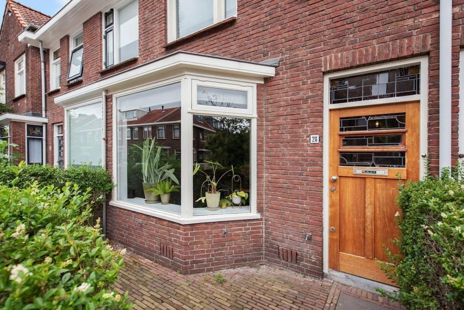 De Vriesstraat 28, Delft foto-8