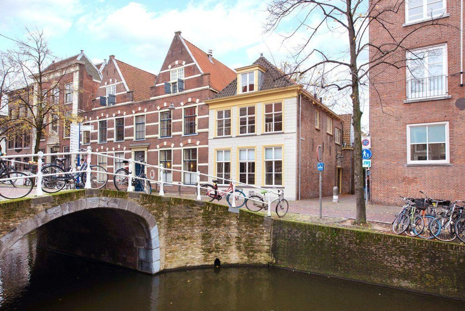 Barbarasteeg 7 A, Delft foto-0