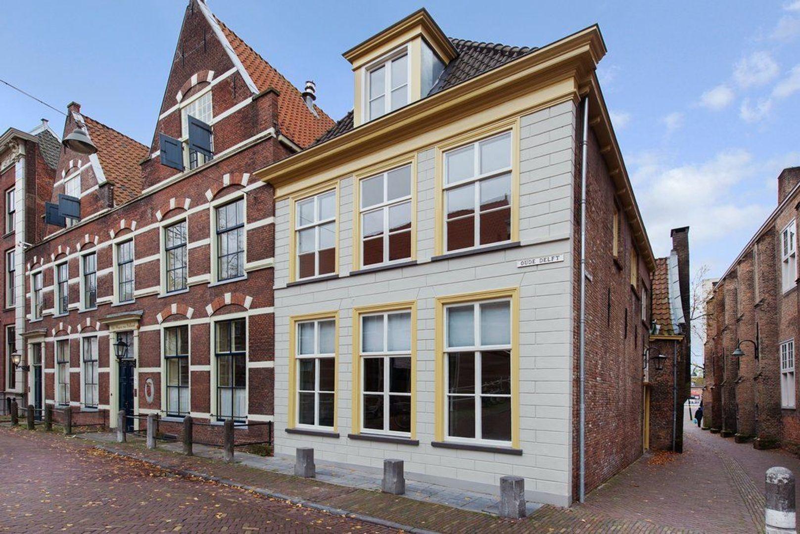 Barbarasteeg 7 A, Delft foto-33