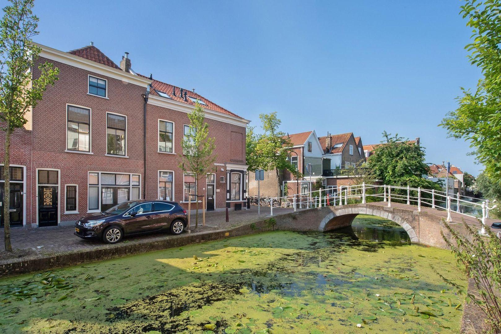 Kantoorgracht 1, Delft foto-0