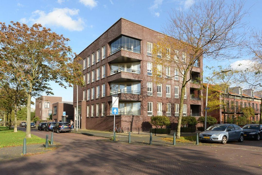 Weidevogellaan, The Hague