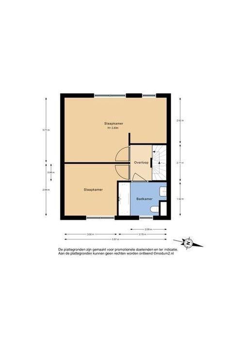Verzetspad 3, Delft plattegrond-1