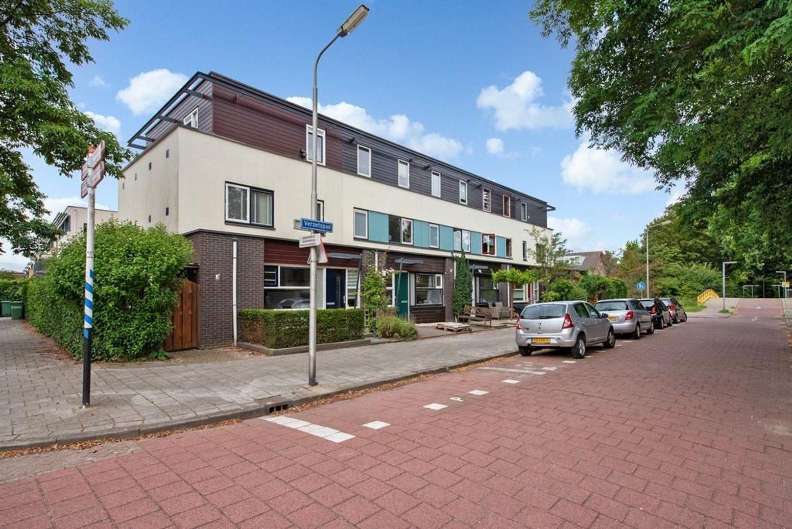 Verzetspad 3, Delft foto-6