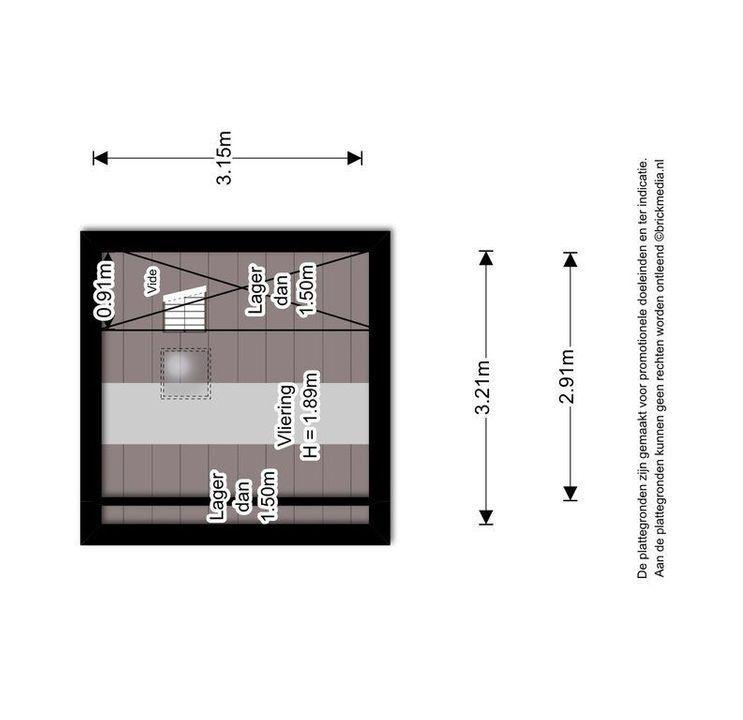 Rietveld 200, Delft plattegrond-3