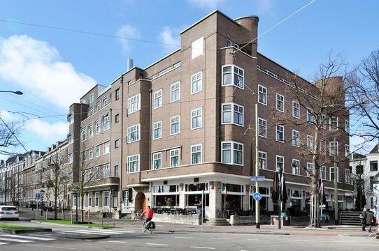 Hoge Nieuwstraat 31 -33 blur