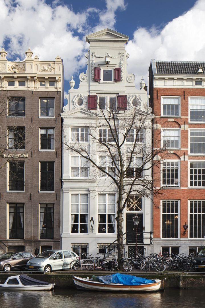 Keizersgracht, Amsterdam foto-
