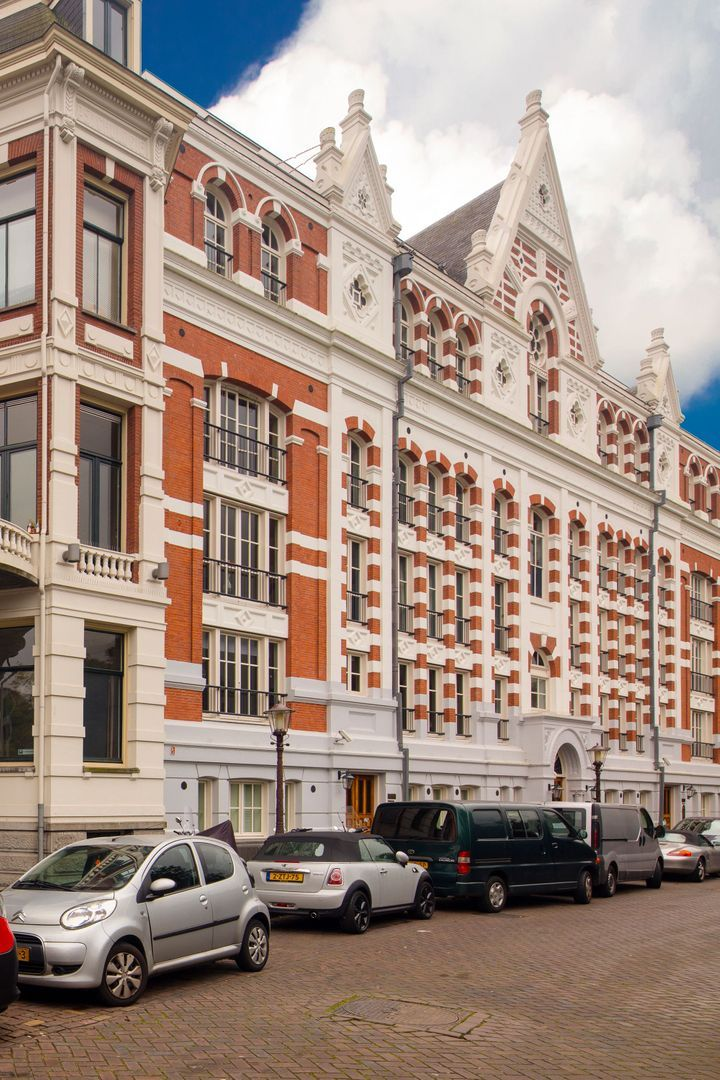 Vossiusstraat 62, Amsterdam foto-