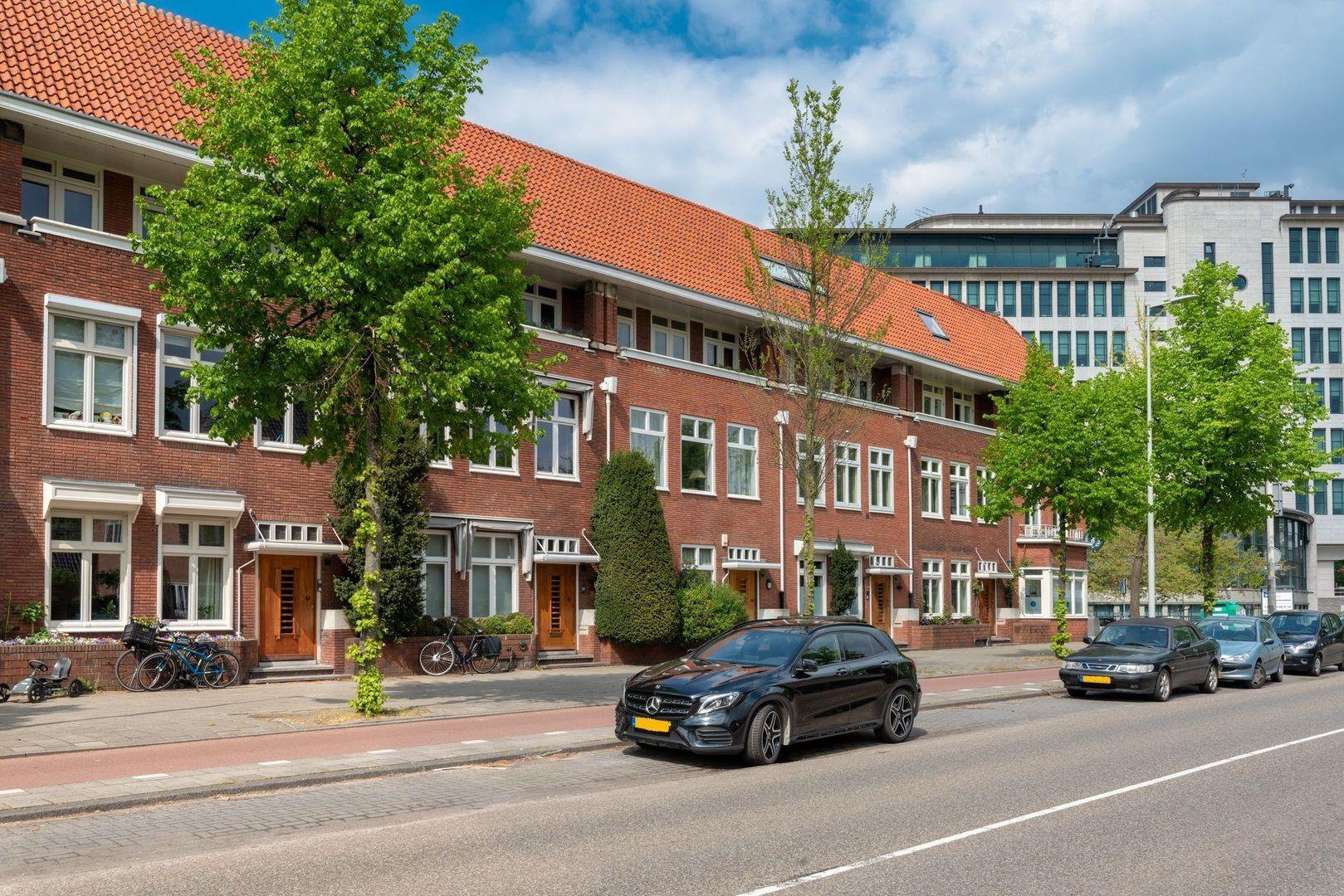 Stadionweg 32, Amsterdam foto-