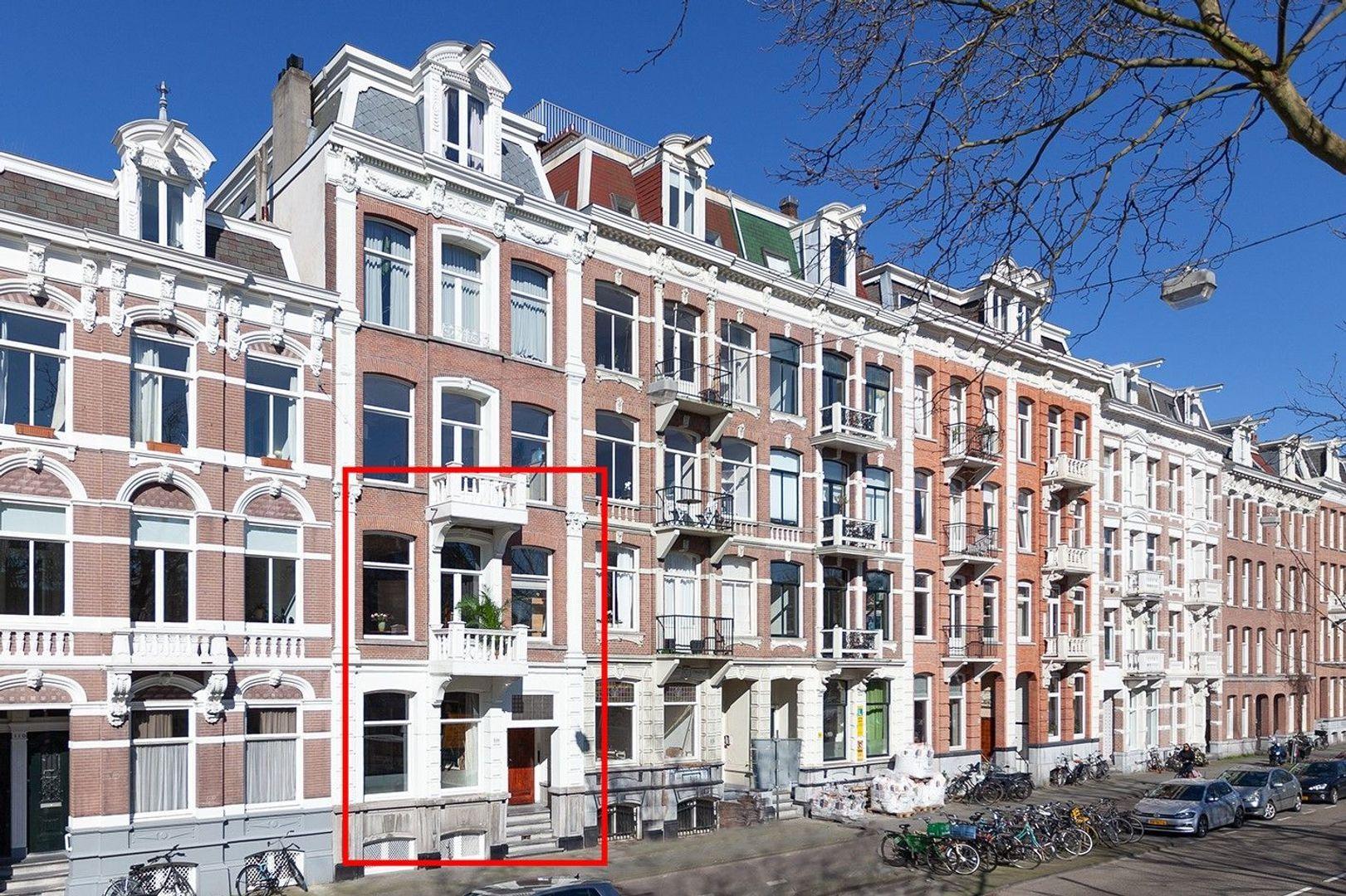 Nassaukade 109 hs, Amsterdam foto-