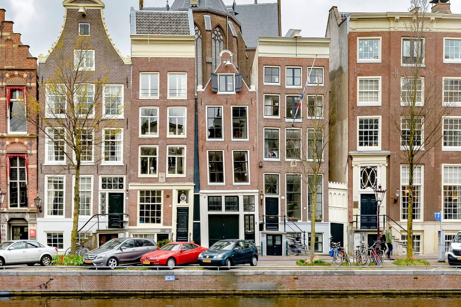 Herengracht 421, Amsterdam foto-