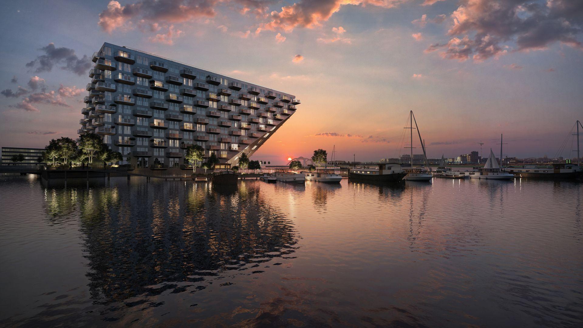 Haringbuisdijk 475, Amsterdam foto-