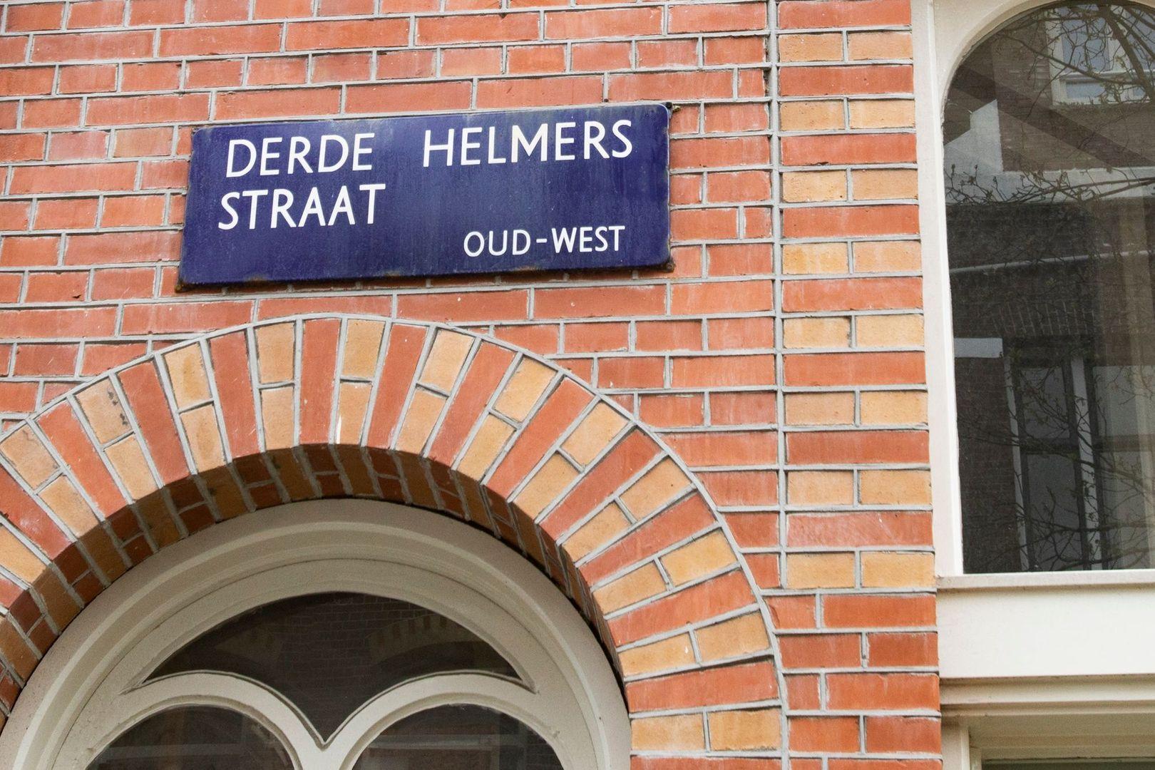 Derde Helmersstraat 55 /II, Amsterdam foto-