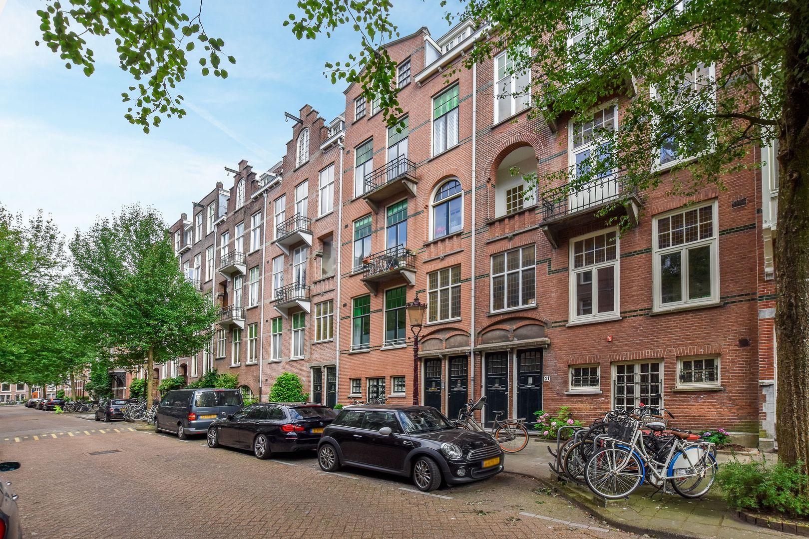 Palestrinastraat 21 /hs, Amsterdam foto-