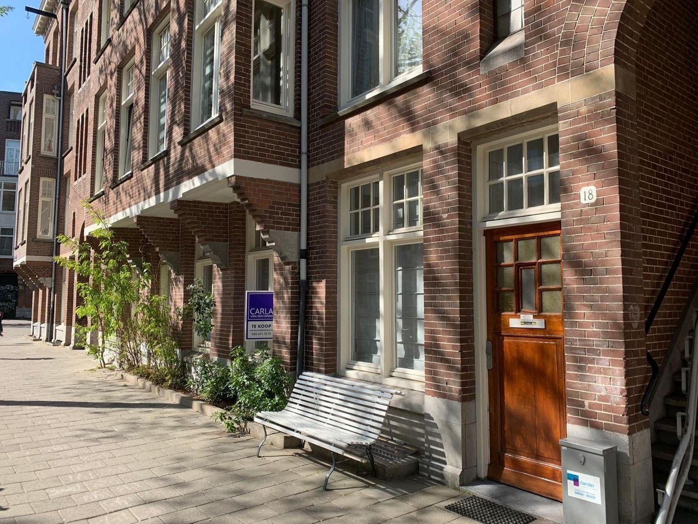 Maarten Harpertszoon Trompstraat 18 hs, Amsterdam foto-