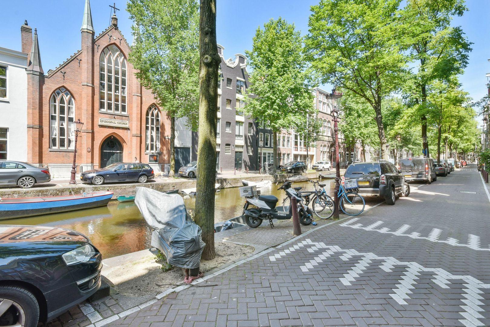 Groenburgwal 43 A, Amsterdam foto-