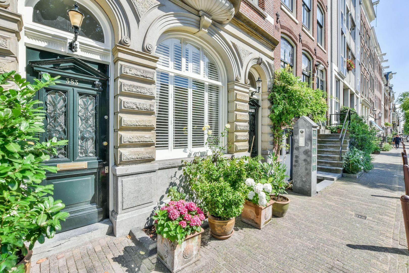 Prinsengracht 383, Amsterdam foto-