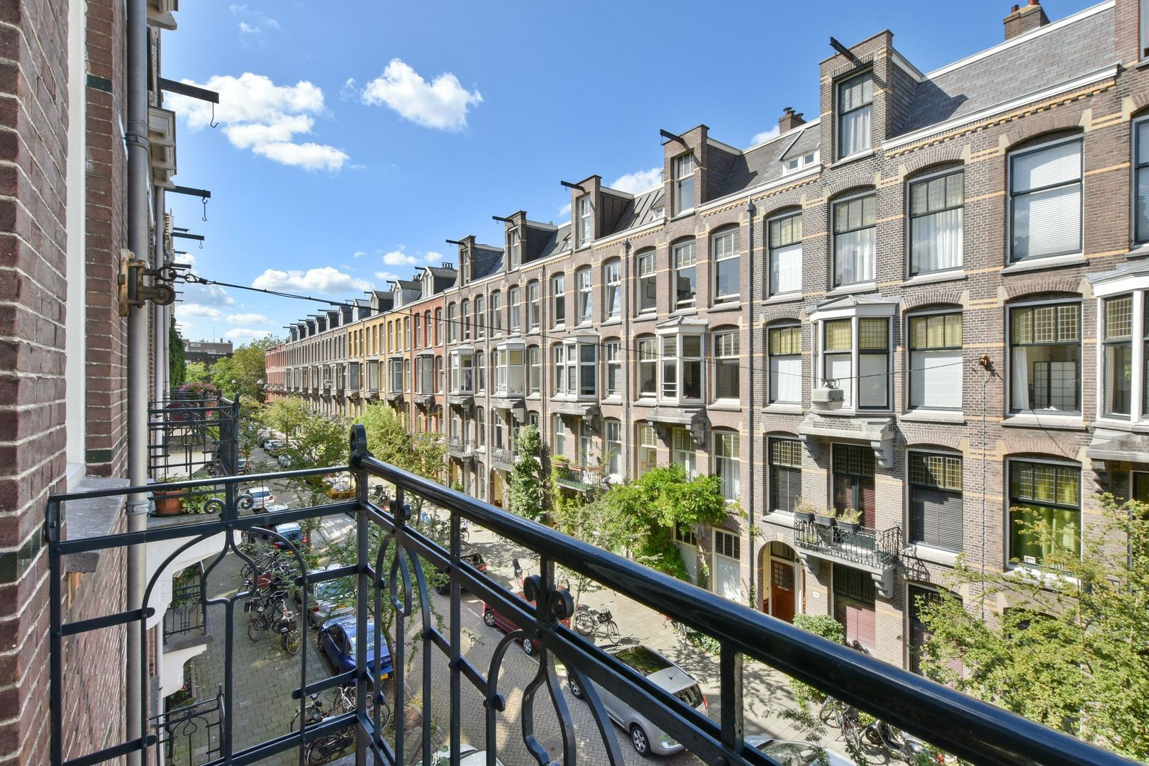 Wouwermanstraat 5 /BV, Amsterdam foto-