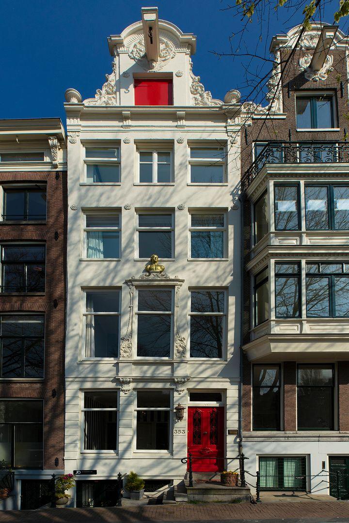 Keizersgracht 353, Amsterdam foto-
