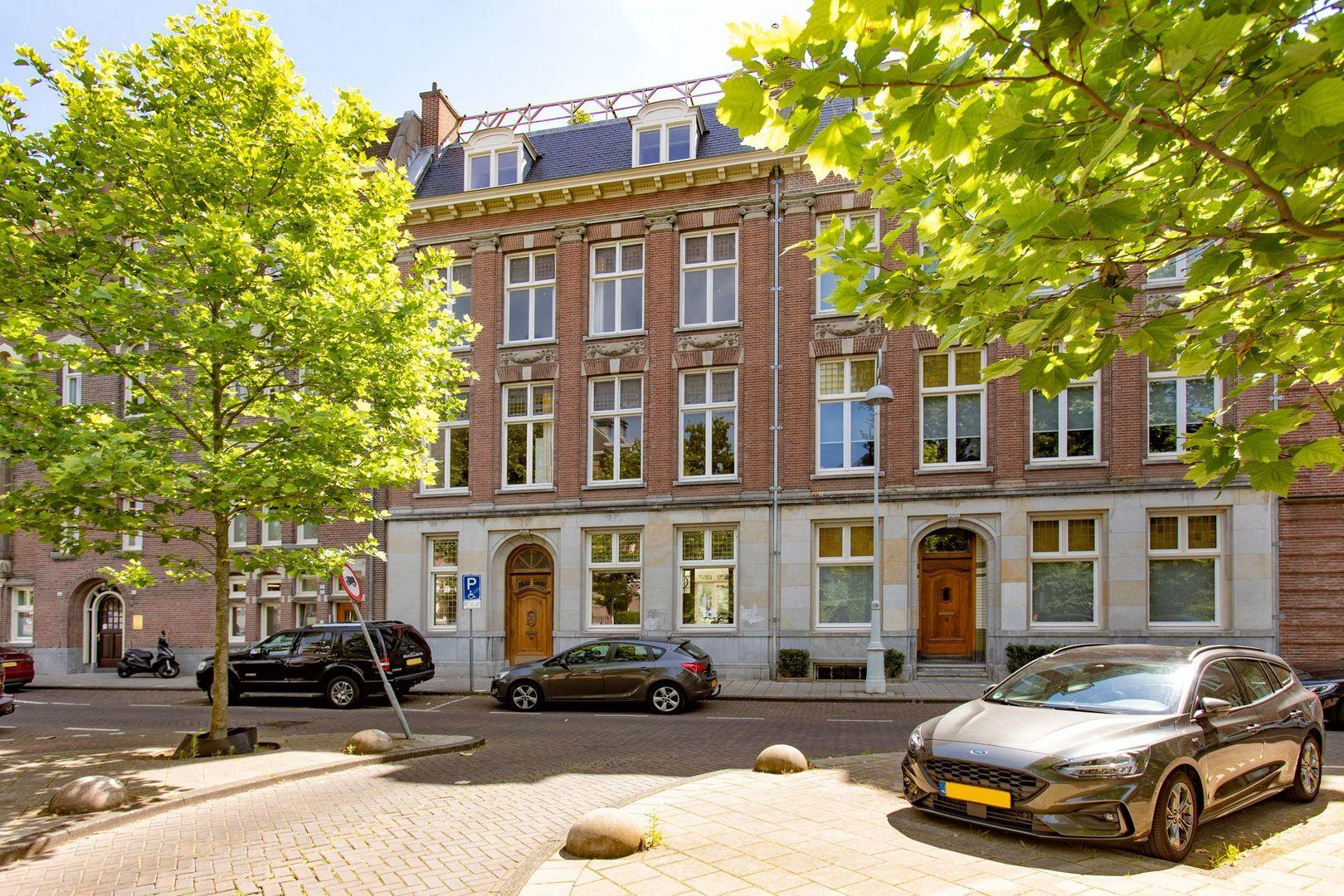 Johannes Vermeerstraat 17, Amsterdam foto-