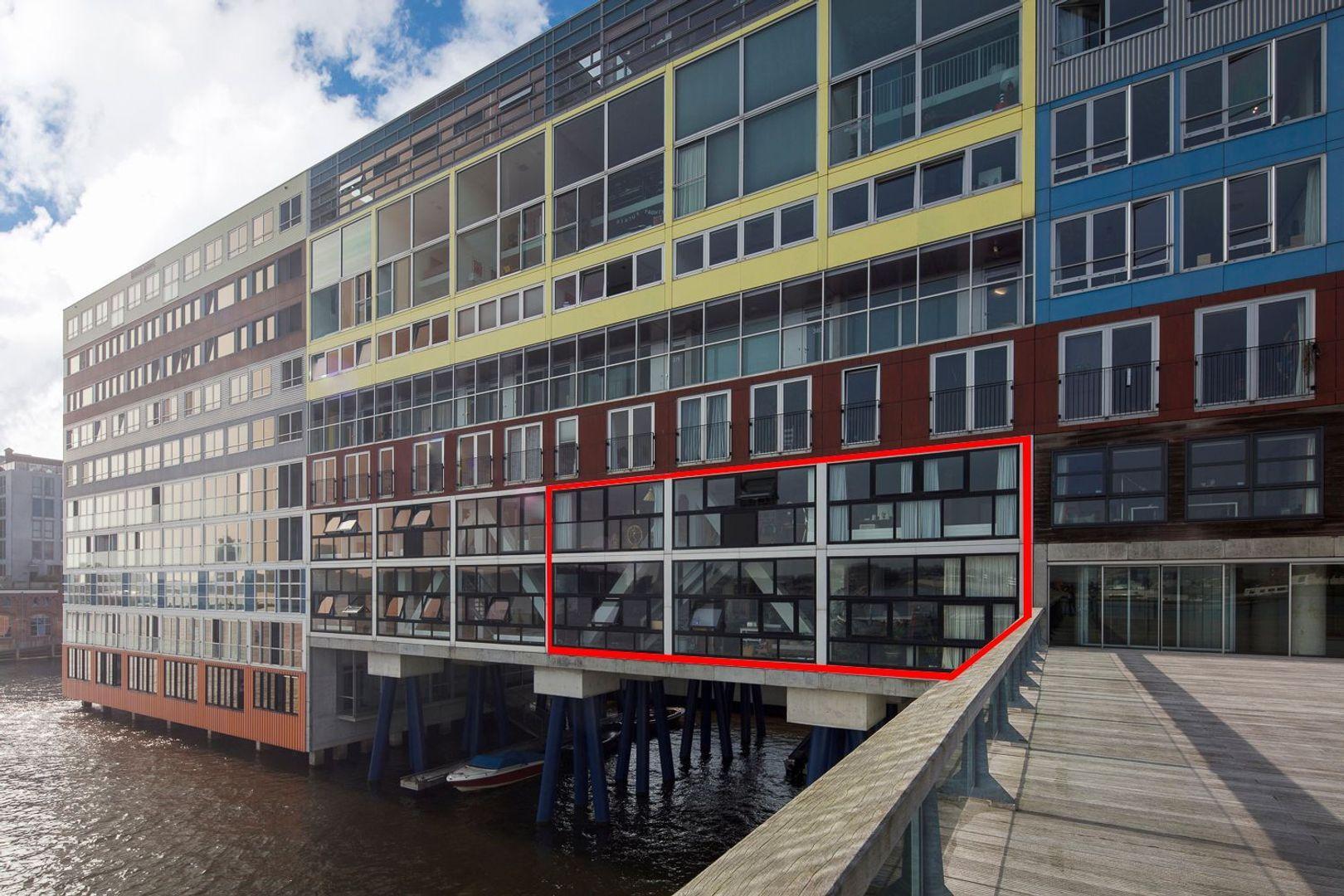 Silodam 364 + 2 pp, Amsterdam foto-