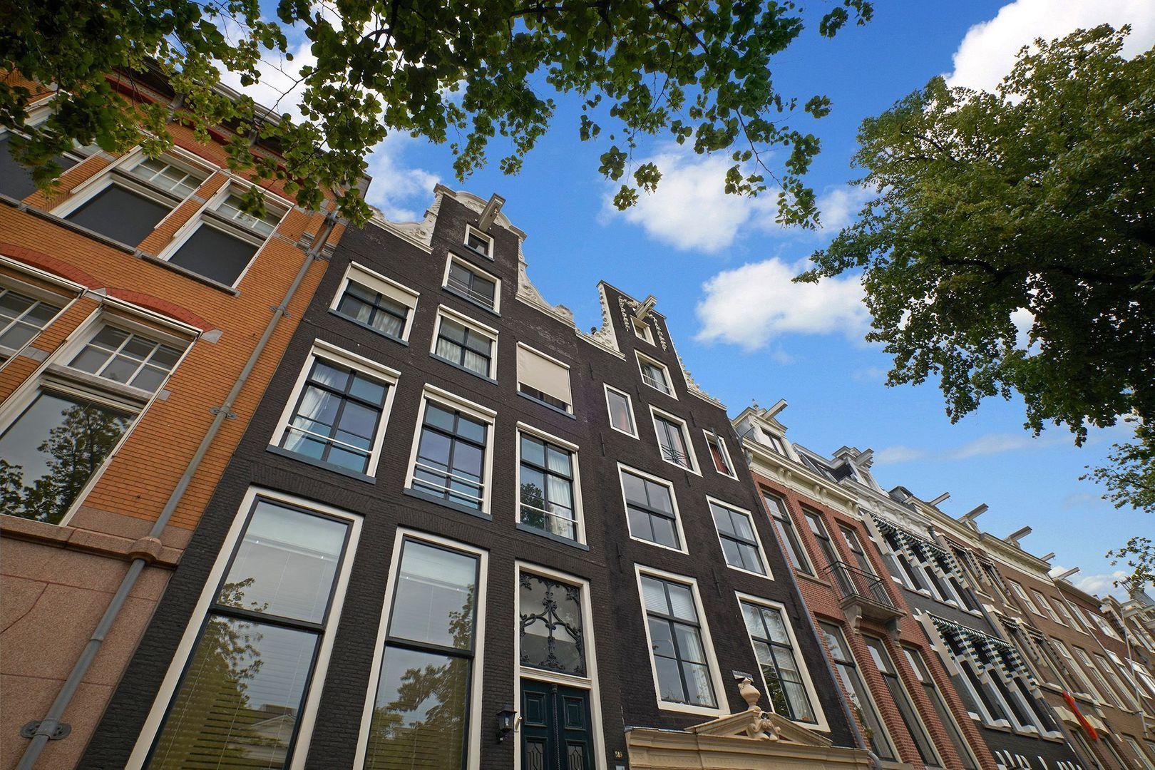 Keizersgracht 519 A, Amsterdam foto-
