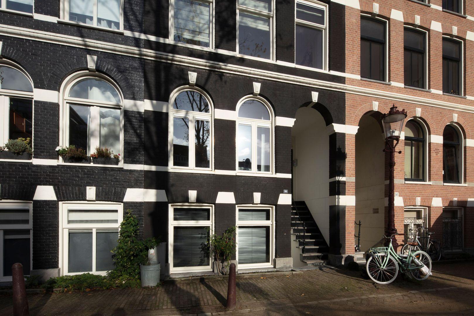 Nieuwe Achtergracht 93 H, Amsterdam foto-