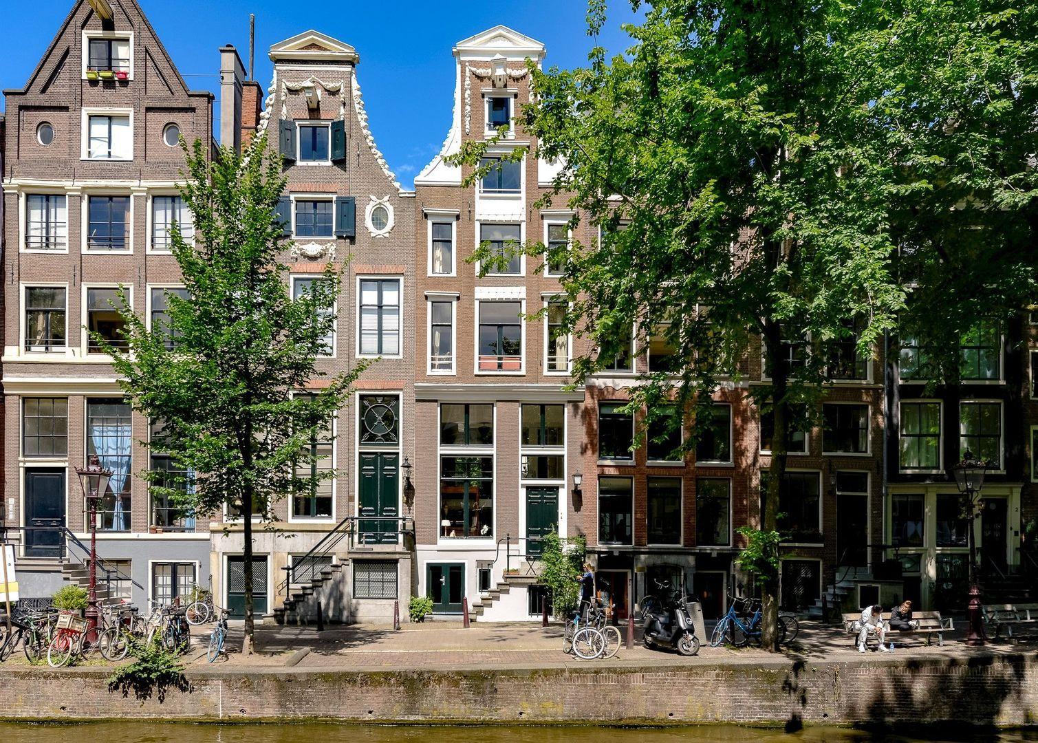 Leidsegracht 8, Amsterdam foto-